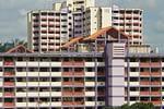 divosion of HDB flat