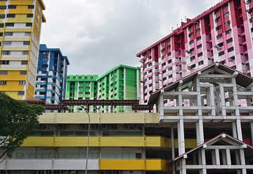 HDB property in divorce cases