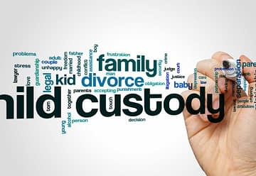 Child Custody For Divorced Parents