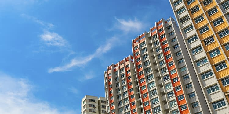HDB flat singapore